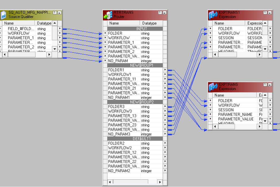 Creating Dynamic Parameter Files and Uploading Parameter Values
