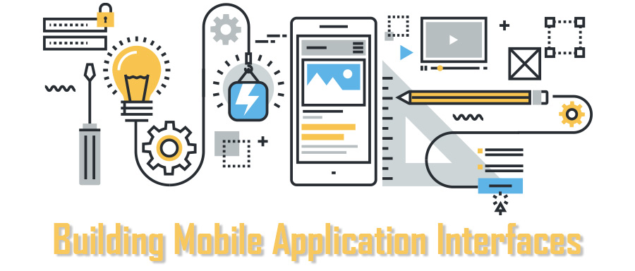 Building & Debugging User Interfaces for Mobile Applications