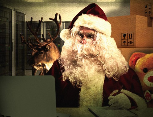 How Santa is a Logistics Powerhouse