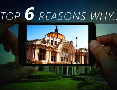 Top Six reasons why Mexico City is the next Silicon Valley