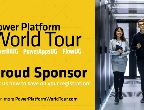 Visit Aptude at the Power Platform World Tour in Chicago