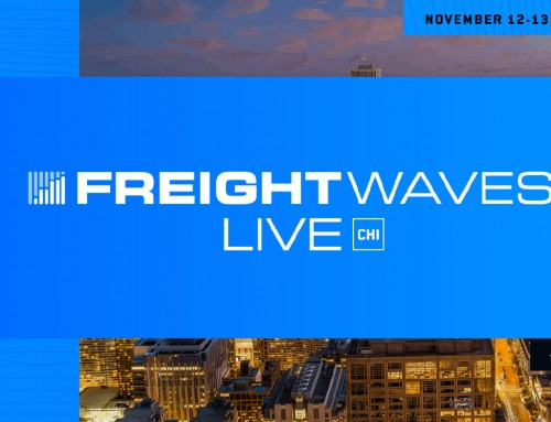 Join Aptude at FreightWaves in Chicago this November