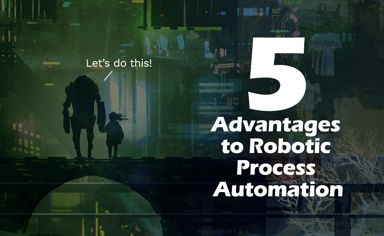 Top 5 Robotic Process Automation for 2020