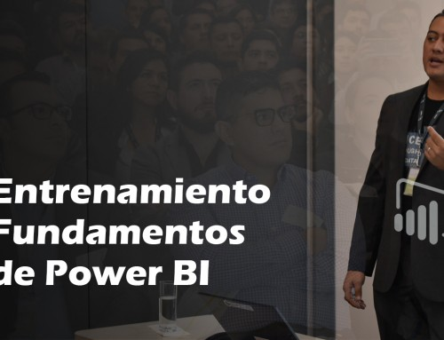 Entrenamiento Fundamentos de Power BI
