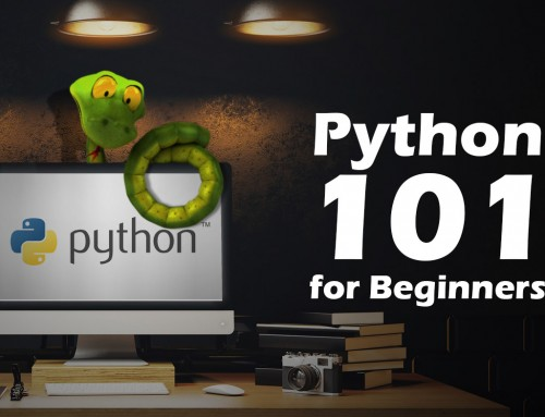 Python 101 for Beginners – Python Is the Programming Language of Choice by Google Engineers