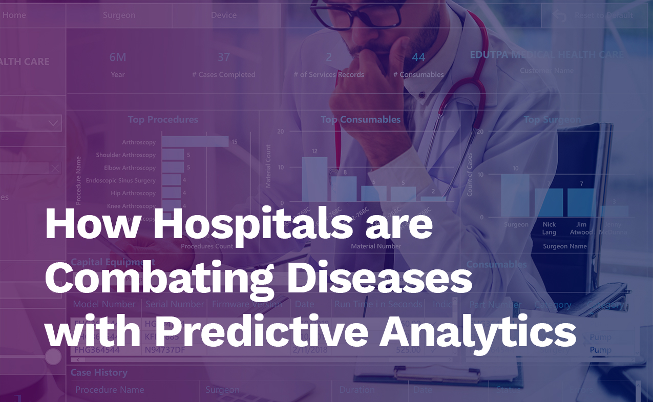Hospitals and Predictive Analytics