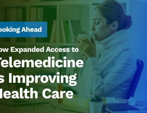 How Expanded Access to Telemedicine Improves Health Care Equity for COVID-19 Patients
