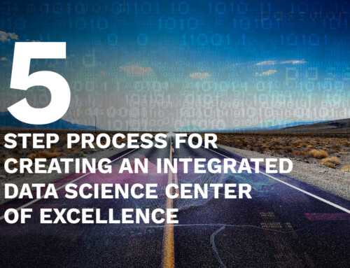 Creating an Integrated Data Science Center of Excellence (COE)
