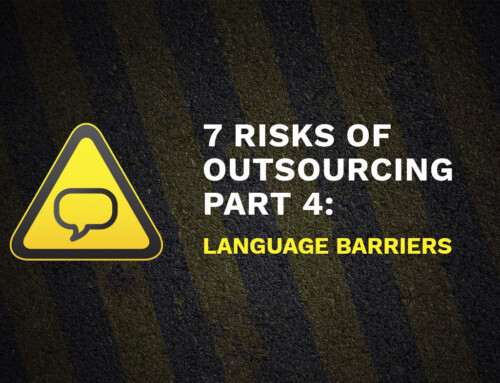 7 Risks Of Outsourcing Part 4: Language Barriers
