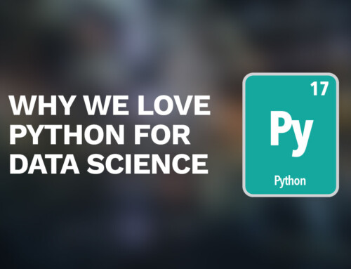 Why We Love Python for Data Science