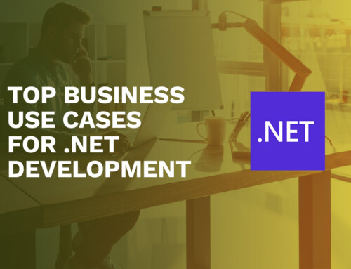 Top Business Use Cases for .NET Development